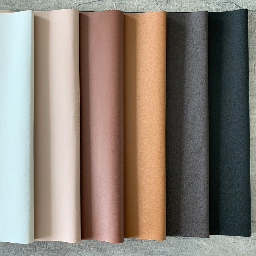 Waterborne PU leather for shoes lining