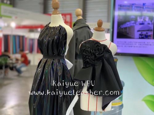 水性服装革